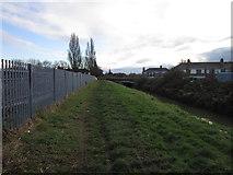 TA0832 : Barmston Drain towards Endike Lane, Hull by Ian S