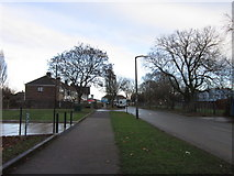 TA0832 : Endike Lane towards Beverley Road, Hull by Ian S