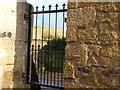 NU2212 : Tradesman's entrance? by David Clark