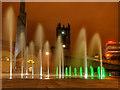 SJ8398 : Fountains at Greengate by David Dixon
