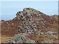 NM6904 : Cruach Scarba Summit View by Rude Health