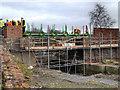SD7506 : The Meccano Bridge at Nob End by David Dixon