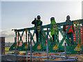 SD7506 : Building the Meccano Bridge by David Dixon