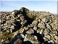 SN9760 : Drum Ddu Ancient Summit Cairn by Rude Health