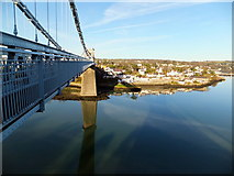 SH5571 : Menai Bridge town (2) by Richard Hoare