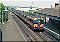O2246 : Train at Malahide station - 1975 by The Carlisle Kid