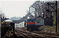 O2246 : Train at Malahide station - 1982 by The Carlisle Kid