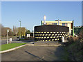 SK5437 : Nottingham Science Park - the boiler house  by Alan Murray-Rust