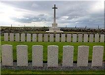 NR2163 : Kilchoman Military Cemetery by Rude Health