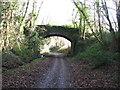 ST1285 : Site of Nantgarw Halt by John Light