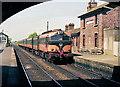 O2249 : Train at Donabate station - 1975 by The Carlisle Kid