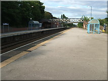 TA0225 : Hessle railway station, Yorkshire by Nigel Thompson
