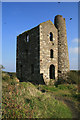 SW6638 : Wheal Grenville - New Stamps engine house by Chris Allen