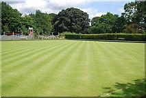 TQ5940 : Bowling Green, Grosvenor Park by N Chadwick