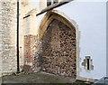 TQ2289 : St Mary, Church End, Hendon - Exterior detail by John Salmon