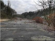 SD7506 : Creams Paper Mill Site by David Dixon