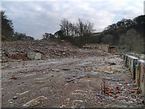SD7506 : Site of the Former Creams Paper Mill by David Dixon