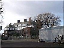 TQ2871 : Graveney School, Furzedown by David Anstiss