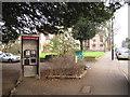 TQ2864 : Phone box on Maldon Road by Stephen Craven