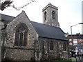 TQ2772 : Church of Holy Trinity, Upper Tooting by David Anstiss