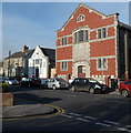 SS8382 : Former St David's church, Kenfig Hill by Jaggery