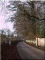 SU1671 : Entrance to Rockley by Vieve Forward