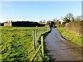 SD6032 : Elston Old Hall Farm by Rude Health