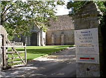 ST5038 : Museum in an old tithe barn by Neil Owen