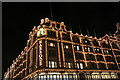 TQ2779 : Harrods of Knightsbridge, London, SW1 by Christine Matthews