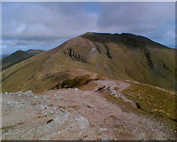 NN6240 : Ben Lawers from Beinn Ghlas by Alan O'Dowd