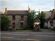 G2604 : Foxford: urban dereliction by Pamela Norrington