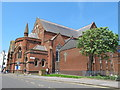 TQ3103 : The Parish Church of St.Mary The Virgin, Kemptown by Mike Quinn