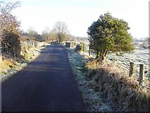 H5374 : Cloghan Road by Kenneth  Allen