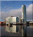 J3474 : The 'Obel', Belfast by Rossographer