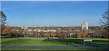 TQ3271 : View from Norwood Park (1) by Stephen Richards