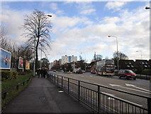 TA0828 : Anlaby Road at Rawlings Way, Hull by Ian S