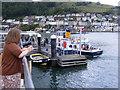SX8851 : Kingswear Ferry View by Gordon Griffiths