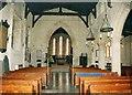SP7611 : St Peter & St Paul, Dinton - East end by John Salmon