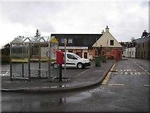 NG7977 : Village centre scene, Strath by Richard Dorrell