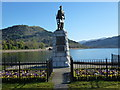 NN0908 : Inveraray War Memorial by Rude Health