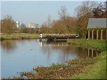 TQ0155 : Worsfold Gates by Alan Hunt