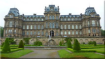 NZ0516 : The Bowes Museum, Barnard Castle by Richard Cooke