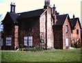 SJ9142 : Former Furnace Inn and 1st Normacot Vicarage by Chris Beaver
