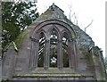 NT9250 : Fishwick Mortuary Chapel by Walter Baxter