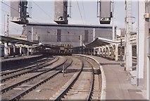 NY4055 : Carlisle Citadel railway station, Cumbria by Nigel Thompson