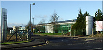 NS4865 : Glasgow Airport Business Park by Thomas Nugent