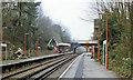 TQ1651 : Boxhill & Westhumble station, 1990 by Ben Brooksbank