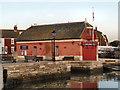 SZ0190 : Poole Harbour Lifeboat Museum by David Dixon