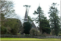 N9239 : Church at Moyglare by MBE21