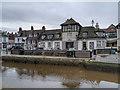 SZ3295 : The Ship Inn, Lymington by David Dixon